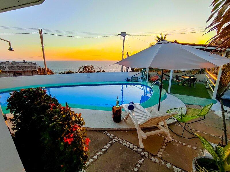 Quinta Loma, Casa Vacacional Acapulco, holiday rental in Coyuca de Benitez