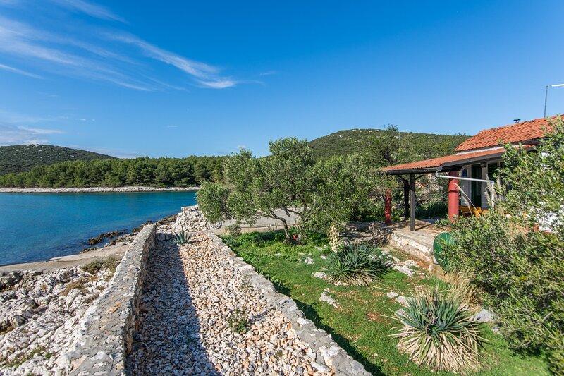 House Rose Hip, casa vacanza a Kornat Island