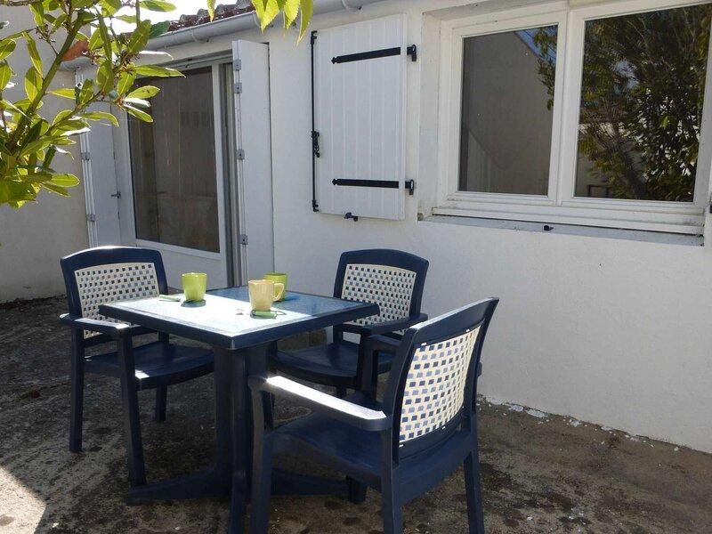 Maison 2 pièces 4 couchages LE FENOUILLER, location de vacances à Commequiers