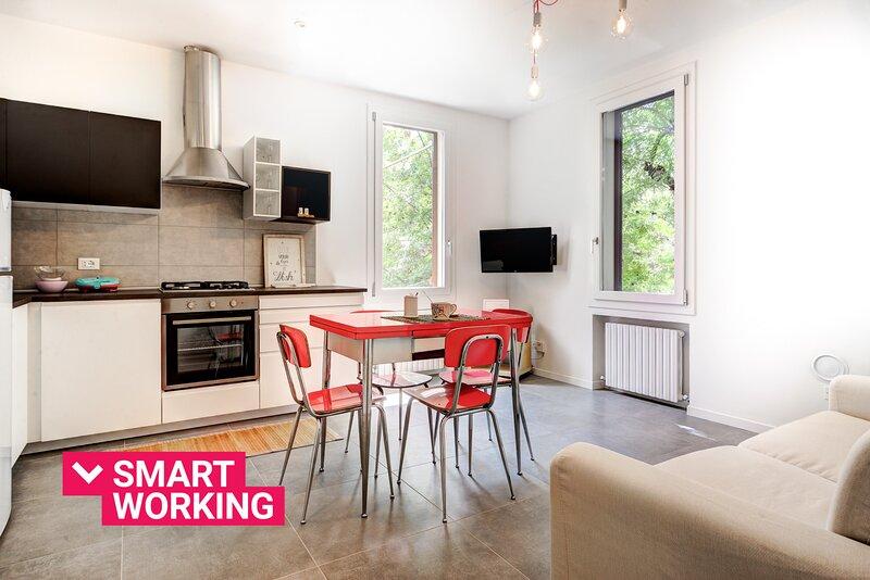 Appartamento Tiarini 7 nel quartiere Bolognina by Wonderful Italy, vakantiewoning in Monte San Pietro