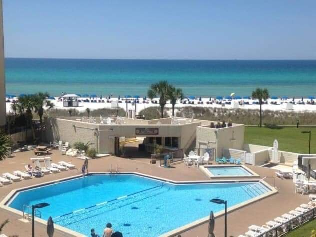 Anchored in Faith - Top of the Gulf - Beach View Retreat, vacation rental in Panama City Beach