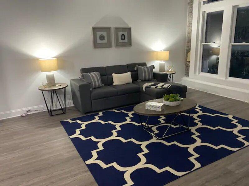 Industrial Smart-Home Condo In Downtown Memphis, location de vacances à Lake Cormorant