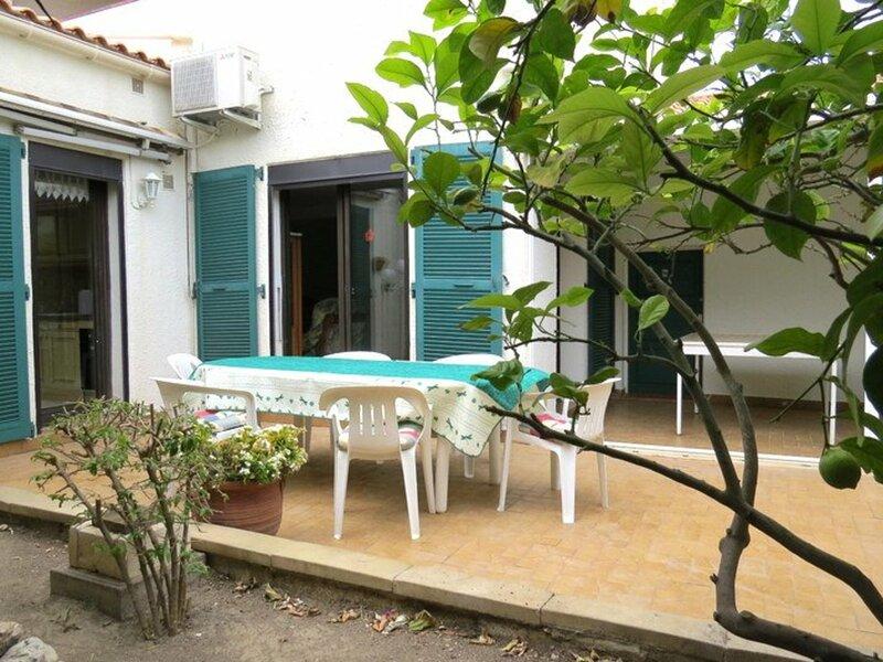 Maison idéale pour vacances en famille 500 m plage 8ORM39 – semesterbostad i Port Leucate
