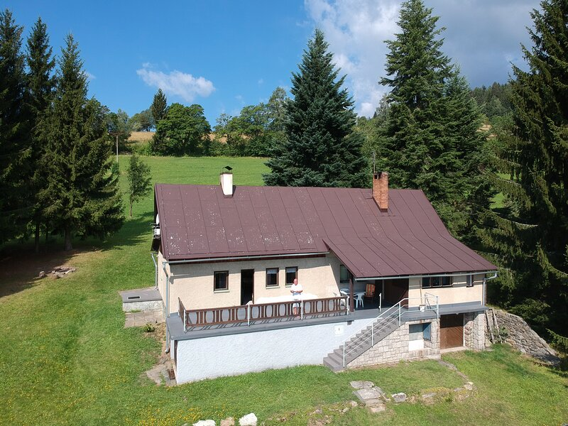 Mountain Chalet Hoja 1, casa vacanza a Vysoke nad Jizerou