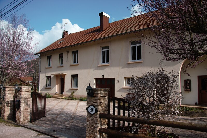 Gîte Le Clos des Vosges, holiday rental in Plainfaing