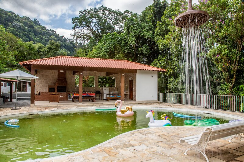 Casa en Guapimirim para 9 personas, holiday rental in Guapimirim
