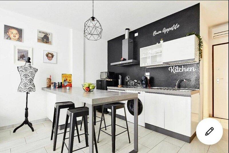 Beautiful apartment with balcony, aluguéis de temporada em San Vivaldo