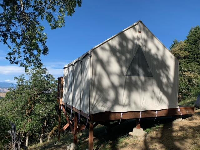 Tentrr Signature Site - Epic Orr Springs, alquiler de vacaciones en Ukiah