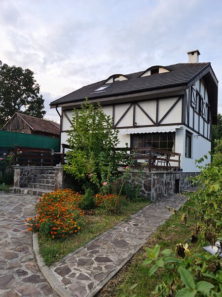 La Bunica - A Saxon Traditional House with modern facilities, holiday rental in Sibiel