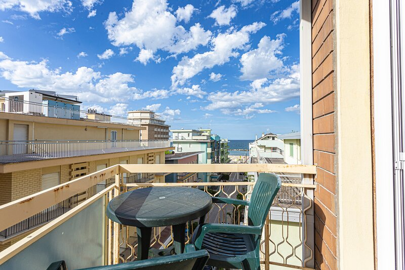 Appartamento Bilocale Vista Mare, aluguéis de temporada em San Mauro a Mare