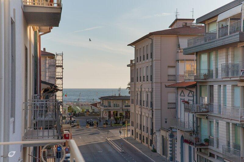 Appartamento Arsella two steps from the beach, casa vacanza a Viareggio