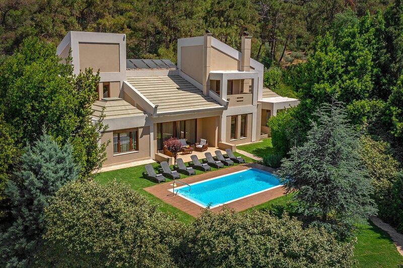 Delta Wellness Villa, alquiler de vacaciones en Ialyssos