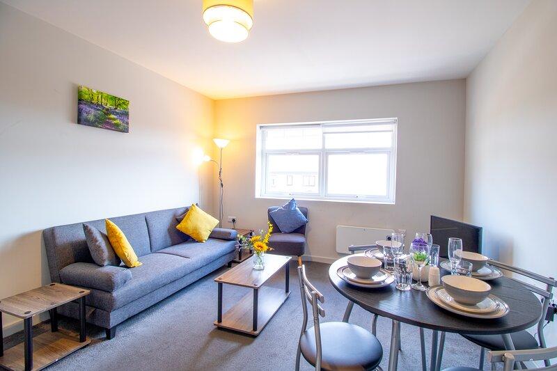 Hendon Gardens Apartment, vacation rental in Sunderland
