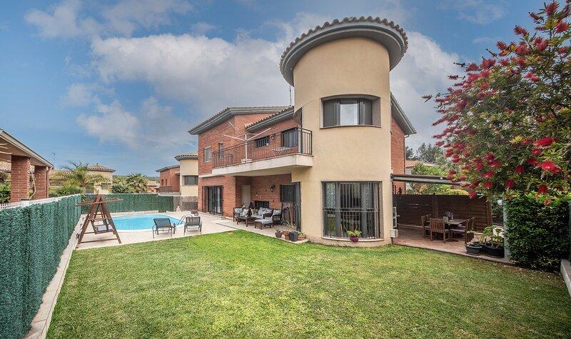 TH136 Villa Sant Ramon, holiday rental in Les Masies Catalanes