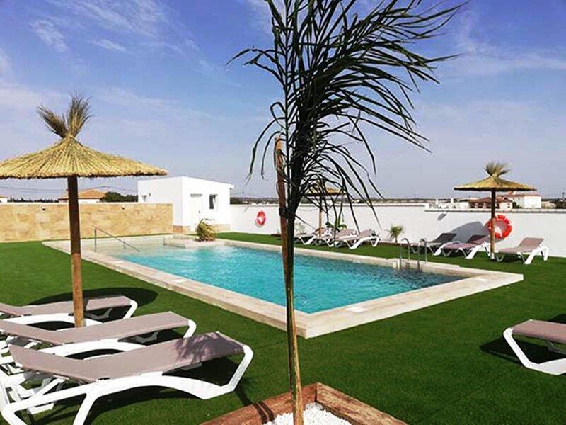 Apartment Barlo Beach III, holiday rental in Roche