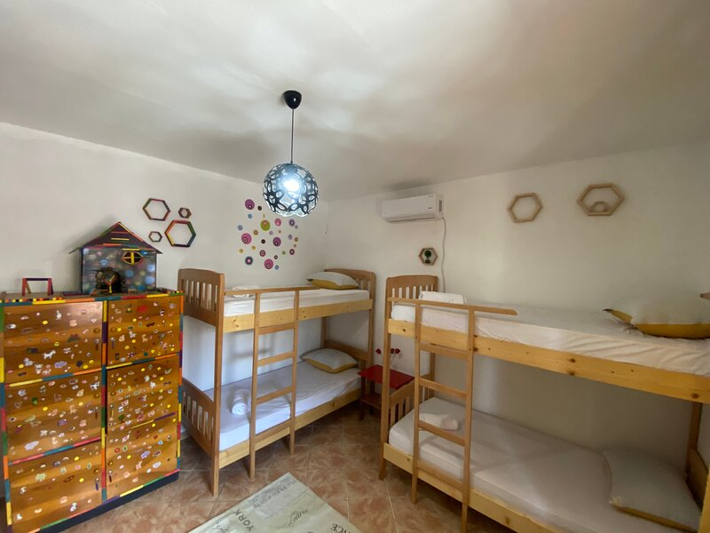 The Hood Hostel, holiday rental in Shkoder County