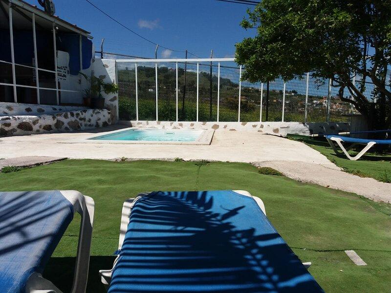 LA CASA AZUL, holiday rental in Banaderos
