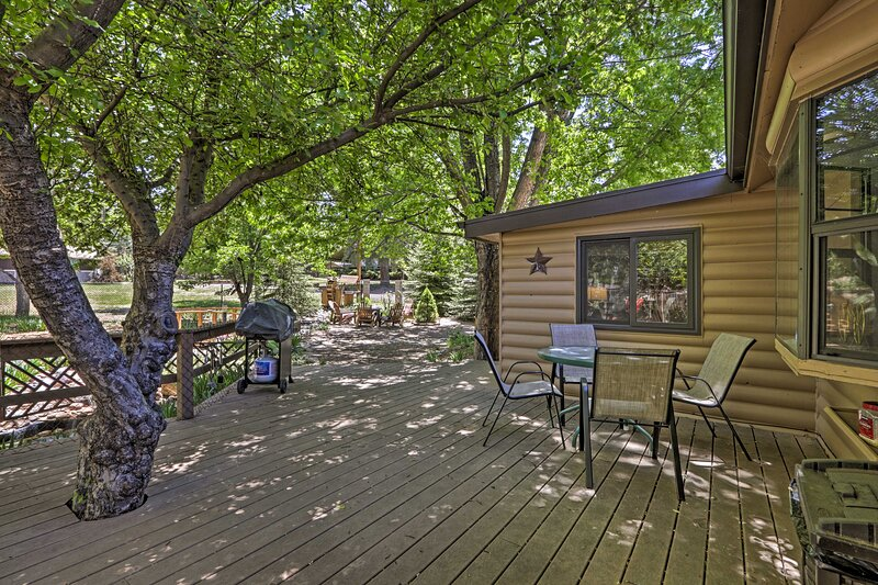 NEW! Strawberry Home w/ Garden: Near Hiking Trails, alquiler vacacional en Strawberry