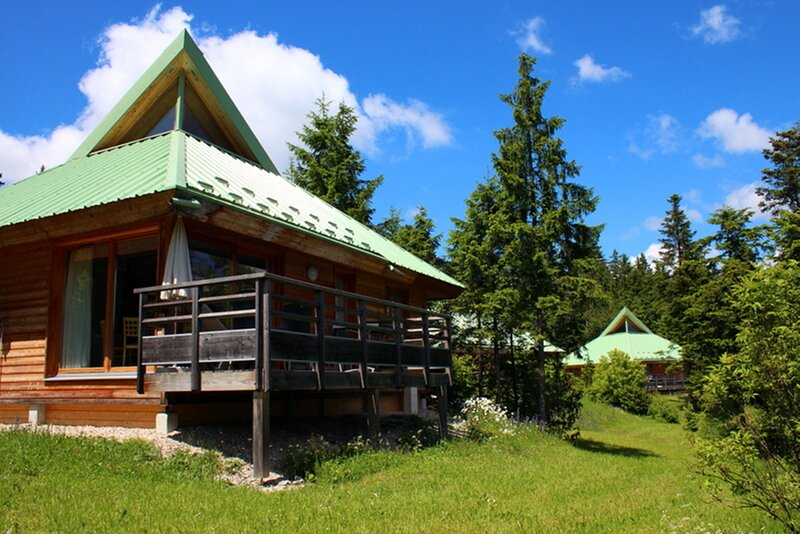 Loge du Jura - Epicéa, holiday rental in Clairvaux-les-Lacs