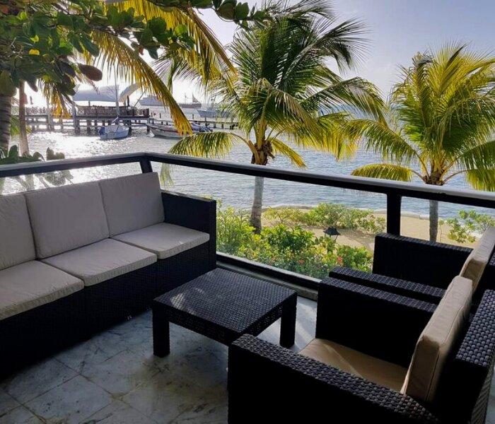 Apartamento Vacacional Frente al Mar en el Sunrise San Andres, vacation rental in San Andres