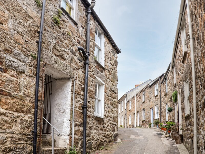 The Nook, Mousehole, vacation rental in Paul
