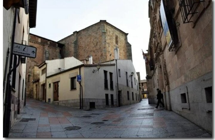 La casa de Tentenecio, alquiler vacacional en Gallegos de San Vicente