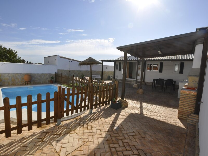 House with private pool only families and couples I – semesterbostad i Fuente del Gallo