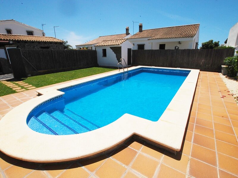 Villa shared pool II ONLY families and couples – semesterbostad i Fuente del Gallo