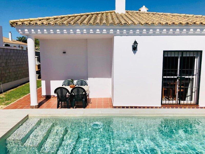 Villa private pool ONLY families and couples 3 – semesterbostad i Fuente del Gallo