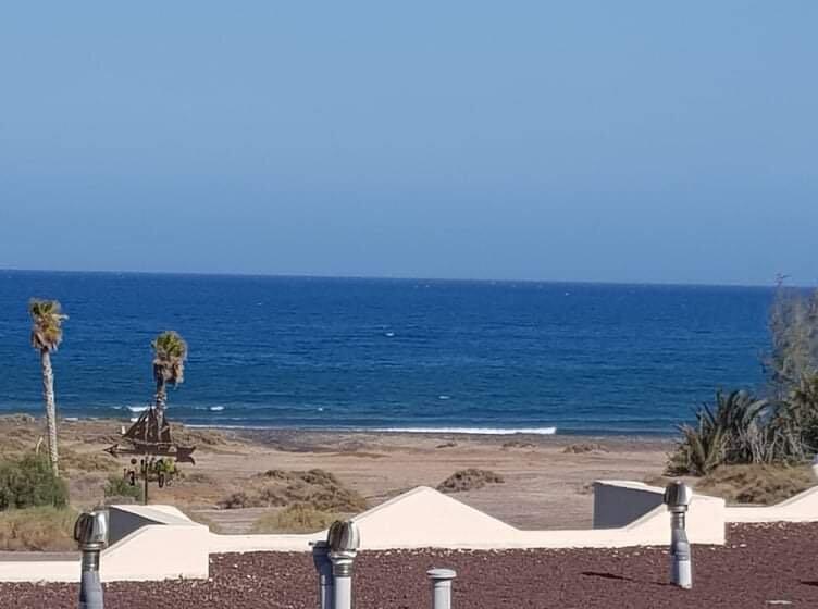 Casa del mar, holiday rental in La Lajita