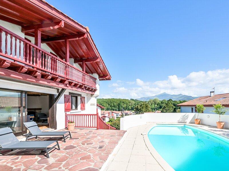 Aguerria, location de vacances à Urrugne