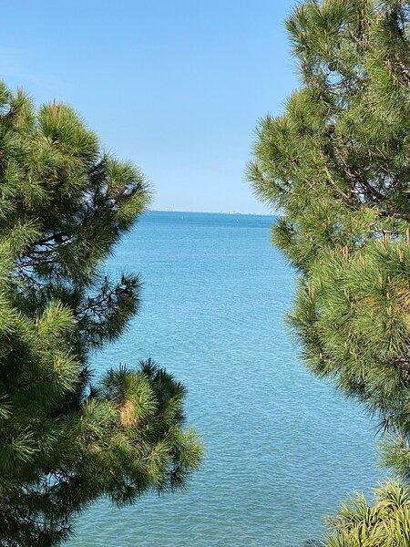 Apartment mit Meerblick am Strand Costa Azzura, holiday rental in Grado