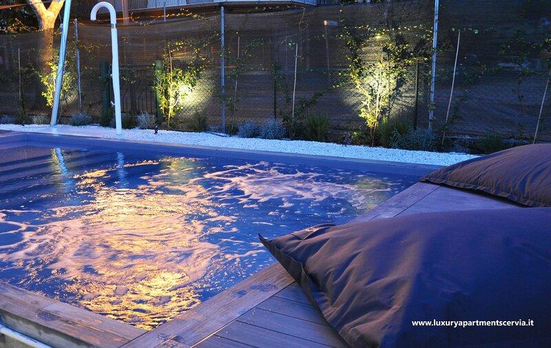 Luxury Apartments Cervia, alquiler vacacional en Zadina Pineta