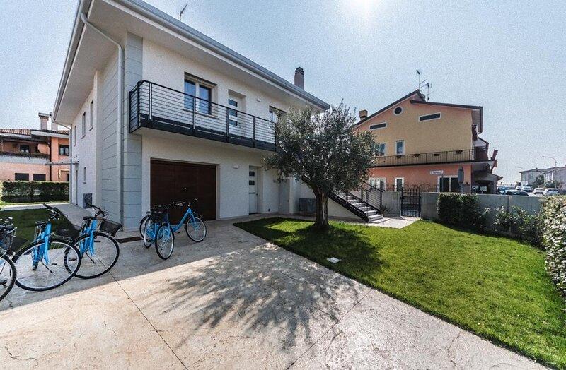 Appartamento piano terra Deluxe tranquillo , area relax, location de vacances à Ceggia