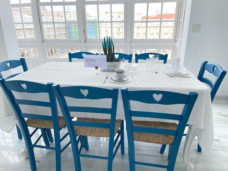 Apartamento con encanto, holiday rental in San Lorenzo