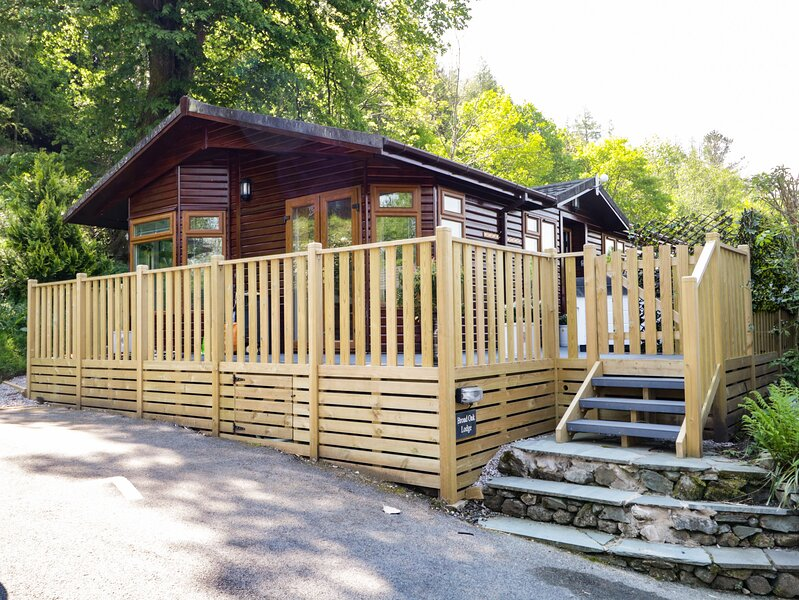 Broad Oak Lodge, Windermere, holiday rental in Troutbeck