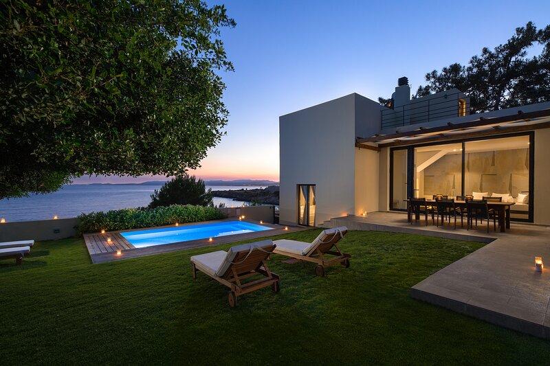South Key Villa, location de vacances à Pefkos