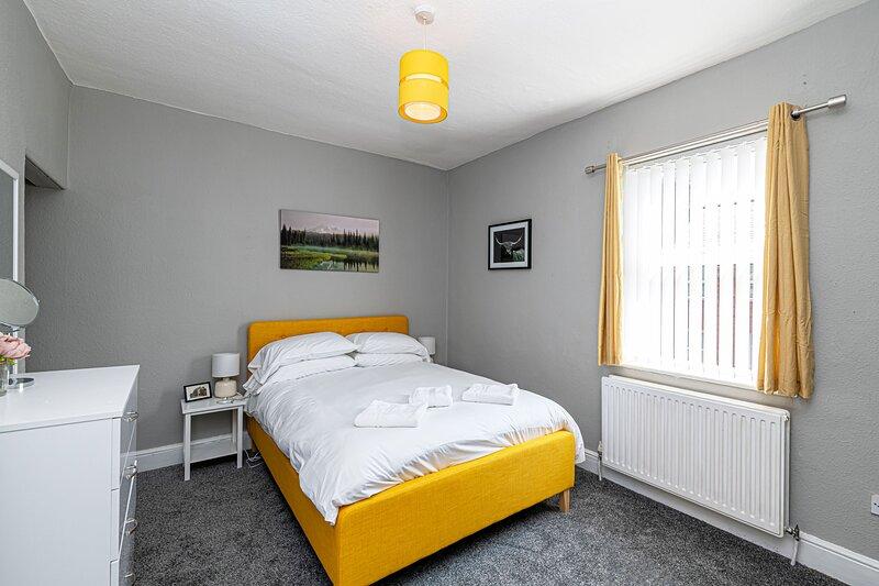 Hartington Street - 2 bed, location de vacances à Rowton