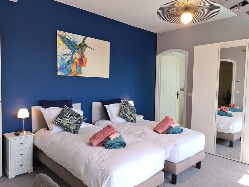 Chambre d'hôtes dans Villa, holiday rental in Monein