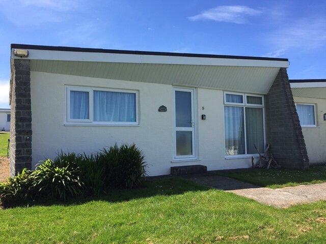 Sandy Soles - No. 8 at Widemouth Bay Holiday Village, aluguéis de temporada em Bude