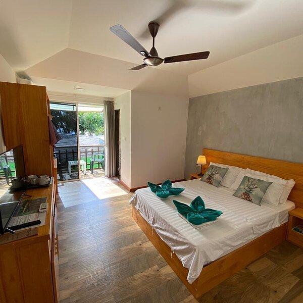 Kaani Villa, location de vacances à Thulusdhoo Island
