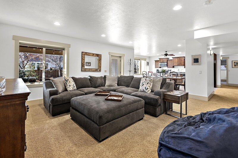 New Listing! The Callaway: Deluxe 2 BD Suite in Luxury Home, holiday rental in Heber City