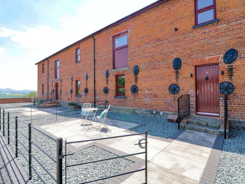9 Nantcribba Barns, Welshpool, alquiler de vacaciones en Chirbury