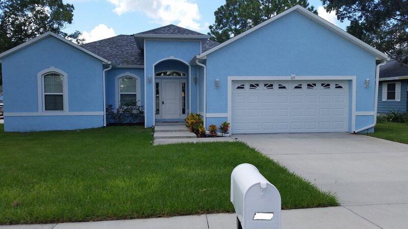 Florida Blue House, holiday rental in Oldsmar