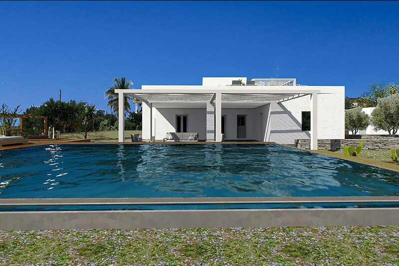 Villa Dimitra, holiday rental in Kolimpithres