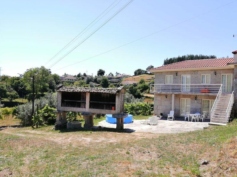 Casa del Naranjo, holiday rental in Povoa de Lanhoso