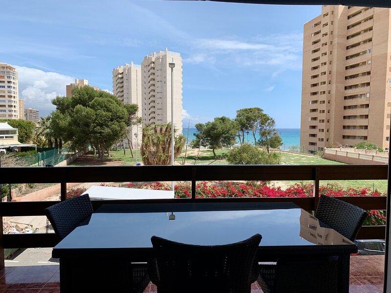 Apartamento en Playa Muchavista, holiday rental in Mutxamel