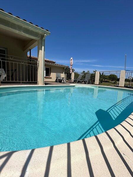 maison piscine privée, aluguéis de temporada em Córsega