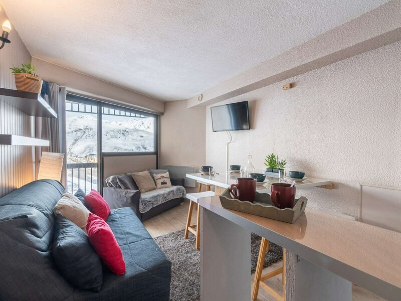 Location Appartement Saint-Lary-Soulan, 2 pièces, 4 personnes, vacation rental in Tramezaigues
