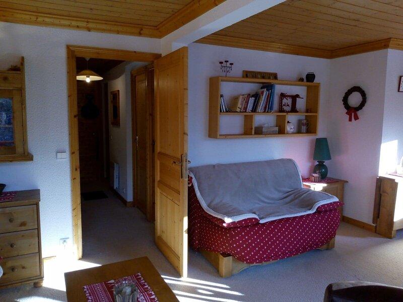 MORAINE 21, holiday rental in Meribel Mottaret